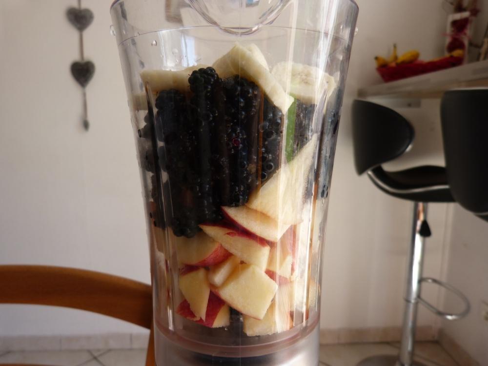 moulinex fruits smoothie